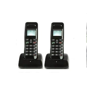 HANDSET WIRELESS INTERCOM 100 EXTENSION UNITS.
