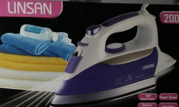 Linsan Steam Iron
