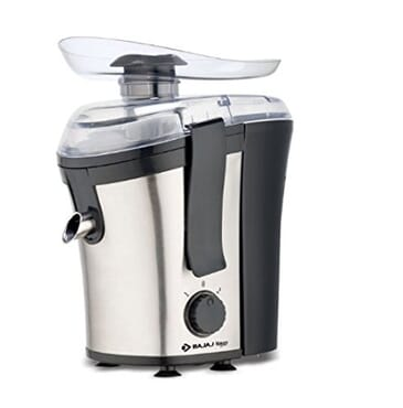 Bajaj Majesty JEX-15 Juice Extractor SS	JAPP0034