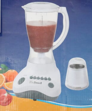 Star Russell Blender	KB 426