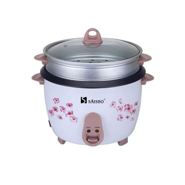 Saisho RIce Cooker	S-408