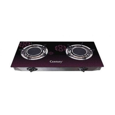 Century Glass Gas Stove	CGS-201-B