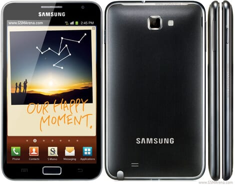 Samsung Galaxy Note I