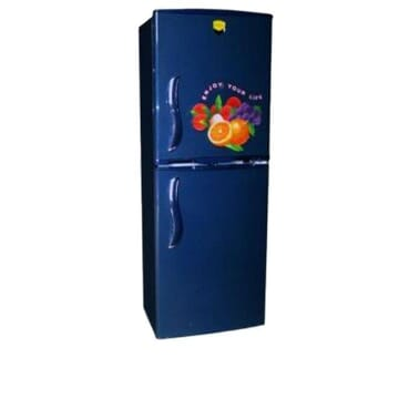 Nexus Silver with Leaf Fridge	NX-235 LTR