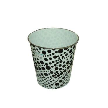 Plastic Pattern Bins Round