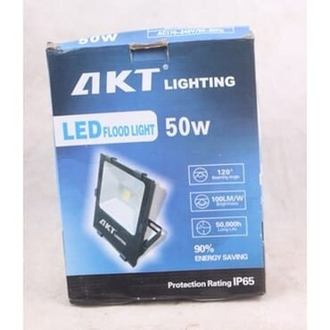AKT 50W LED Energy Saving Flood Light