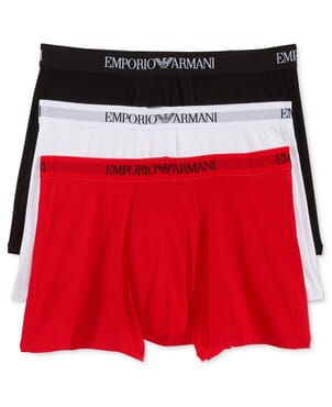 Emporio Armani Men's Boxer Briefs (3-in-1 pack) x 3