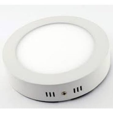 AKT 12W LED Ceiling Light Surface Mounted