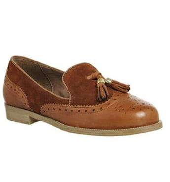 k-Choc brown shoes