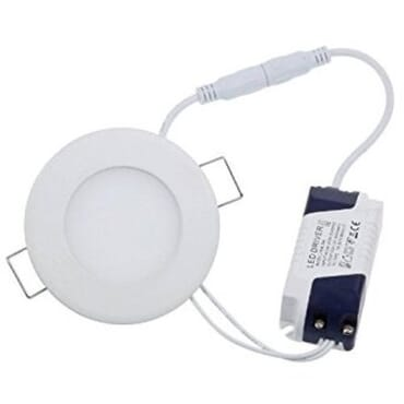 3w LED Round Ceiling POP Panel Light