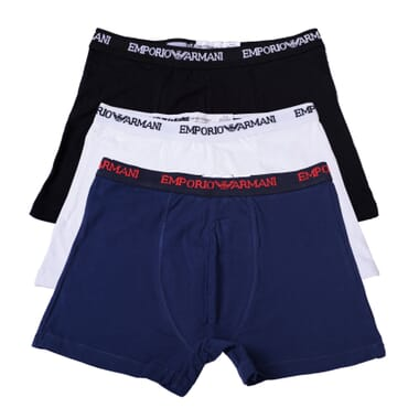 Emporio Armani Men's Boxer Briefs (3-in-1 pack)