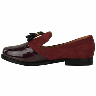 K-Choc brown Leather shoes