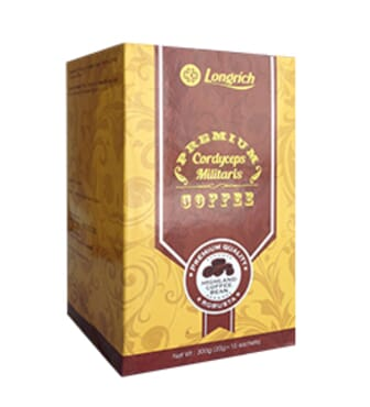 Longrich Cordyceps Decaffeinated Coffee