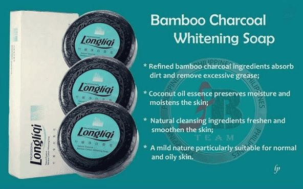 Longrich Bamboo Soap
