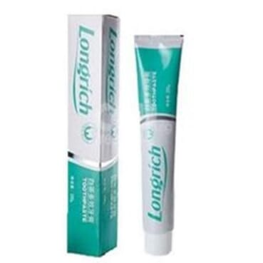 Longrich White Tea Multi- Effect Toothpaste - White/Green 100g