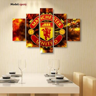 Manchester United Canvas Wall Art cp015