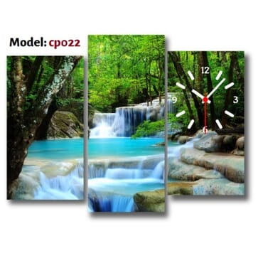 Waterfall Canvas Wall Art cp022