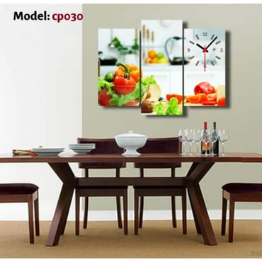 Healthy Living Canvas Wall Art cp030
