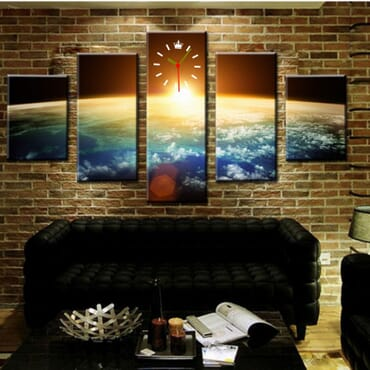Sunrise Canvas Wall Art cp050