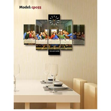 Last Supper Christian Canvas Wall Art  cp054