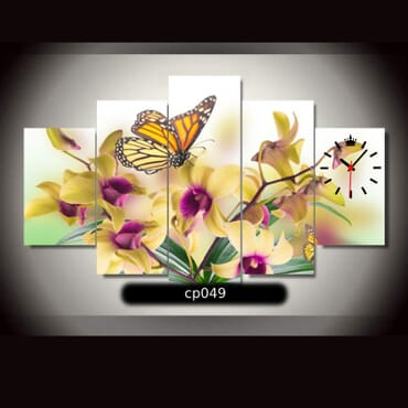 Butterfly Canvas Wall Art cp049
