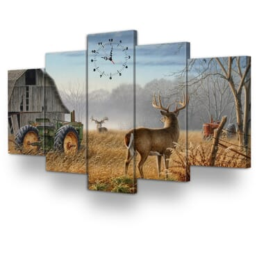 5 Panel Canvas Wall Art cp071