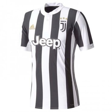 2017/2018 Adidas Juventus Authentic Home Kit,Jersey