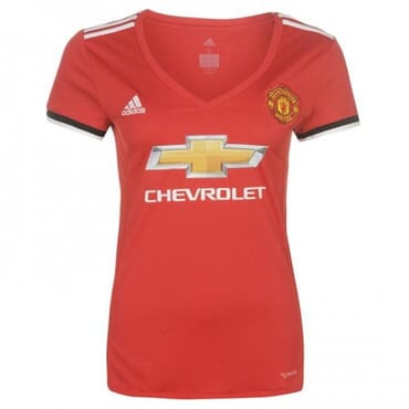 2017/2018 Adidas Manchester United, Authentic Home Kit