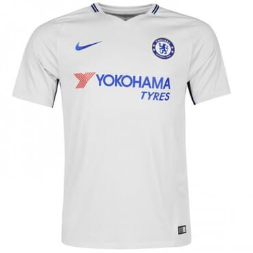 2017/2018 Nike Chelsea Authentic Away Kit