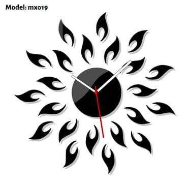 Sun Art Wall Clock mx019