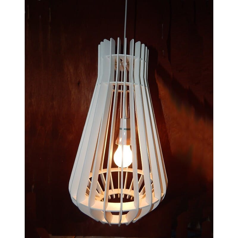 Decorative White Pendant Light Hs003