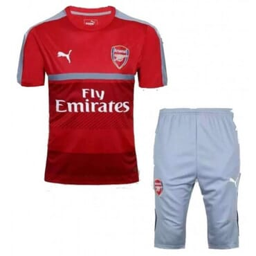 Arsenal Training Kit - Red
