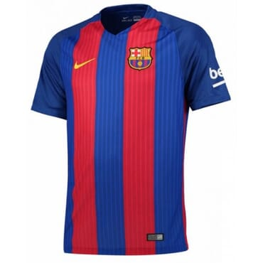 BARCELONA HOME 2016 2017,JERSEY,