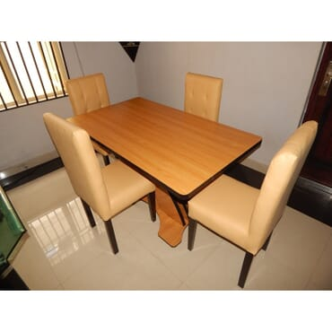 Excel Dining Table + 4 Chairs fx064cb