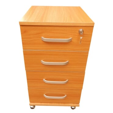 Mobile drawers pedestal fx074cc