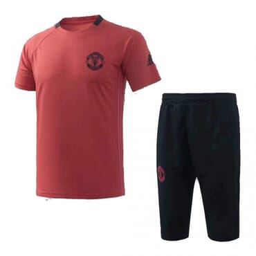 Manchester United Training Kit - Wine