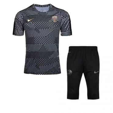 Paris Saint Germain Training Kit - Black