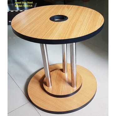 Jewel Side Stool fx007wb