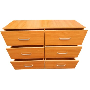 6 drawer chest fx071cc
