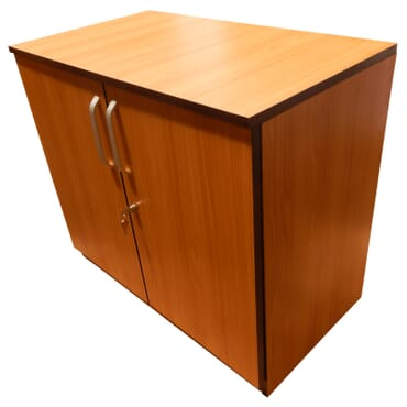 CMS Wooden Cabinet - Low Height fx075cb