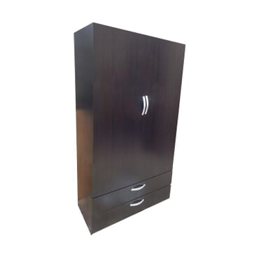 2 Door Wardrobe with 2 drawers fx032bb