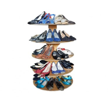 Unisex Shoe Rack for 30 Pairs of Shoes dm003bx