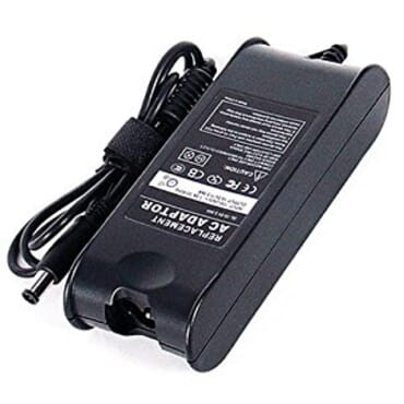 Dell 19.5v 3.34AMP S/M Laptop Charger