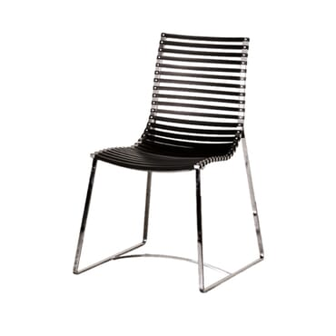 ALUMINUM STRIPS CHAIR