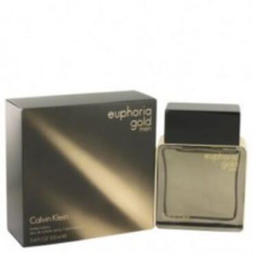 CALVIN KLEIN EUPHORIA GOLD EDT 100ML,Perfumes,