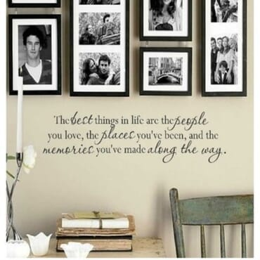 The Best Things In Life Are The People You Love DN012