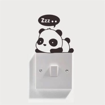Sleeping Panda DN103