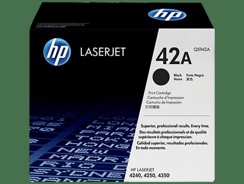 HP Laserjet Toner 42A