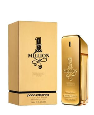 Paco Rabanne 1 MILLION ABSOLUTELY GD 100ml