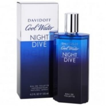 DAVIDOFF COOL WATER NIGHT DIVE EDT 125ML,Perfume,